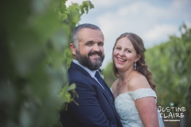 Photographers in Sussex Court Garden Farm Vineyard Barn Wedding Ditchling-123