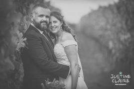 Photographers in Sussex Court Garden Farm Vineyard Barn Wedding Ditchling-125