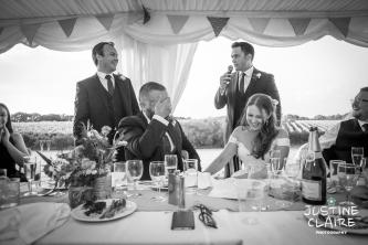 Photographers in Sussex Court Garden Farm Vineyard Barn Wedding Ditchling-158