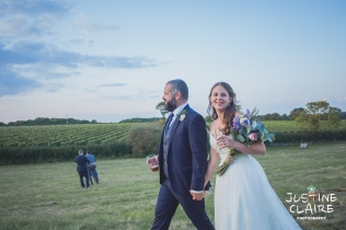 Photographers in Sussex Court Garden Farm Vineyard Barn Wedding Ditchling-174