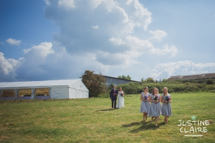Photographers in Sussex Court Garden Farm Vineyard Barn Wedding Ditchling-39