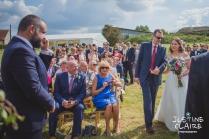 Photographers in Sussex Court Garden Farm Vineyard Barn Wedding Ditchling-42