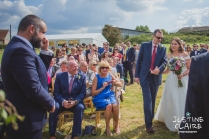 Photographers in Sussex Court Garden Farm Vineyard Barn Wedding Ditchling-42