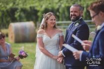 Photographers in Sussex Court Garden Farm Vineyard Barn Wedding Ditchling-53