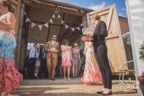 Photographers in Sussex Court Garden Farm Vineyard Barn Wedding Ditchling-78