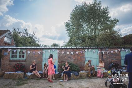 Photographers in Sussex Court Garden Farm Vineyard Barn Wedding Ditchling-80
