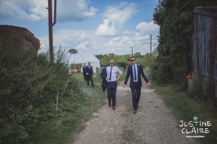 Photographers in Sussex Court Garden Farm Vineyard Barn Wedding Ditchling-81