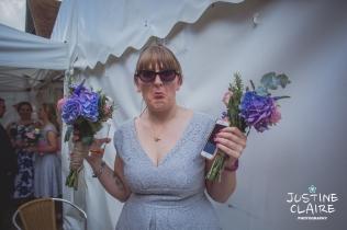 Photographers in Sussex Court Garden Farm Vineyard Barn Wedding Ditchling-95