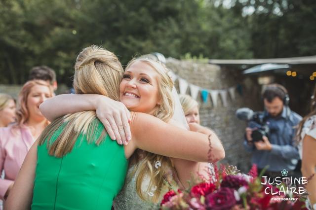 wedding photographer at Cissbury barn Findon Barn Venue Sussex reportage-43