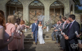 chiddingstone castle wedding photographer-30