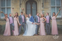 chiddingstone castle wedding photographer-78
