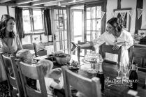 Pangdean Barn Wedding photographers Brighton -10