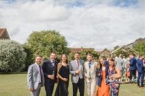 Pangdean Barn Wedding photographers Brighton -113