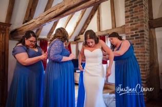 Pangdean Barn Wedding photographers Brighton -19
