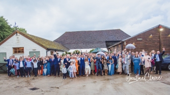 Pangdean Barn Wedding photographers Brighton -221