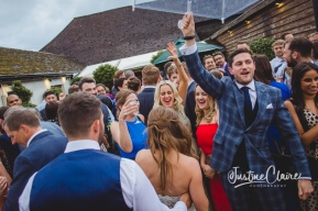 Pangdean Barn Wedding photographers Brighton -223
