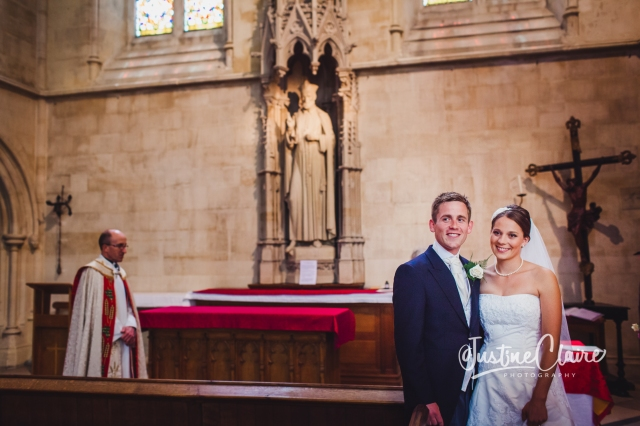 Arundel cathedral Photographers Castle Goring wedding-122