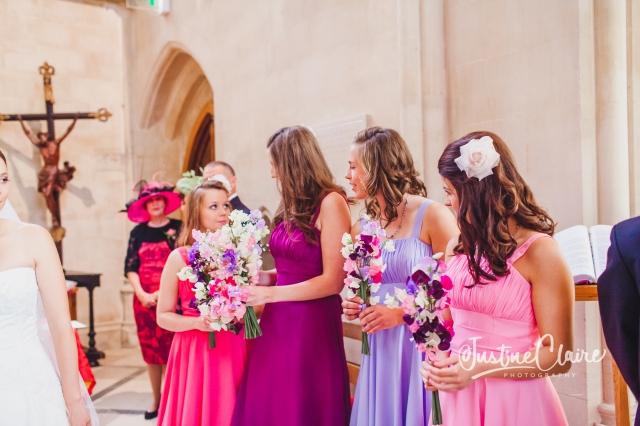 Arundel cathedral Photographers Castle Goring wedding-126
