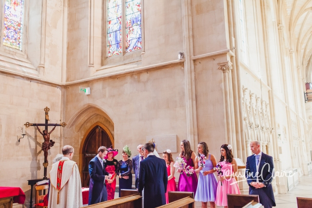 Arundel cathedral Photographers Castle Goring wedding-129