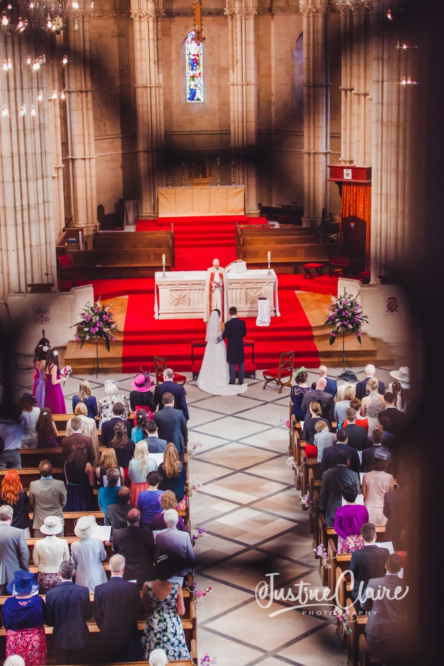 Arundel cathedral Photographers Castle Goring wedding-135