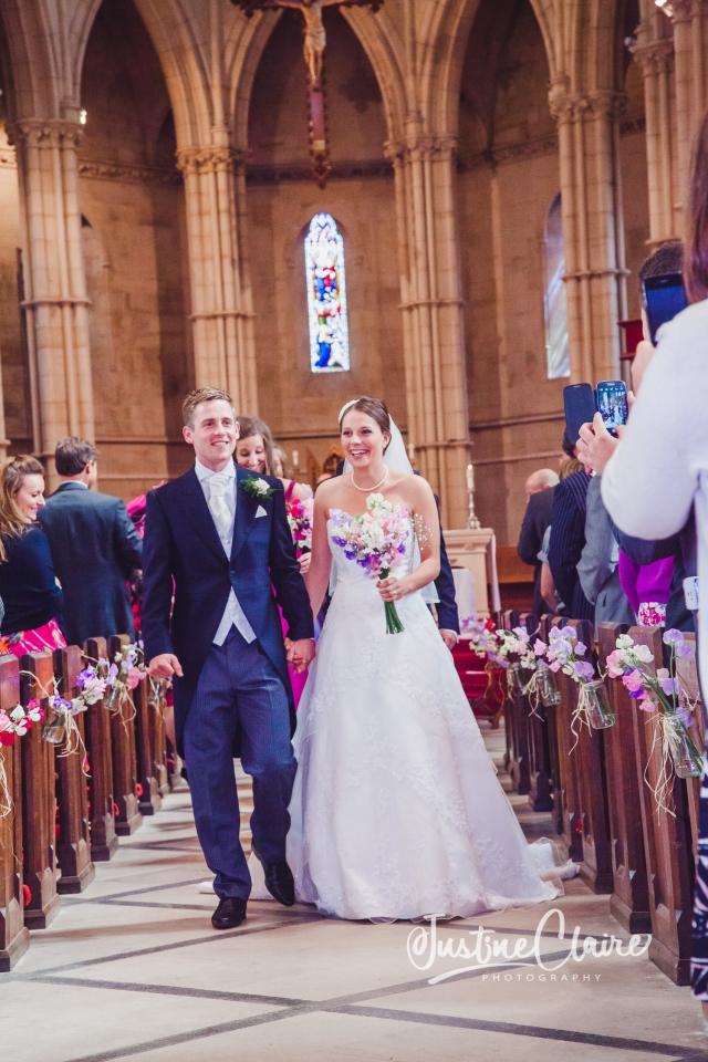 Arundel cathedral Photographers Castle Goring wedding-136