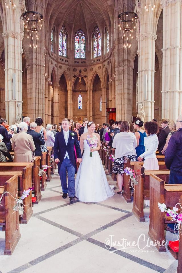 Arundel cathedral Photographers Castle Goring wedding-140
