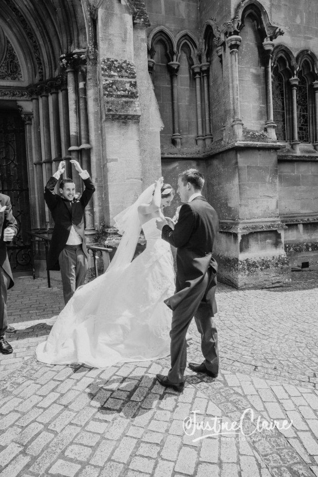 Arundel cathedral Photographers Castle Goring wedding-153