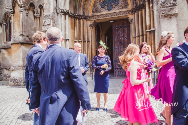 Arundel cathedral Photographers Castle Goring wedding-156