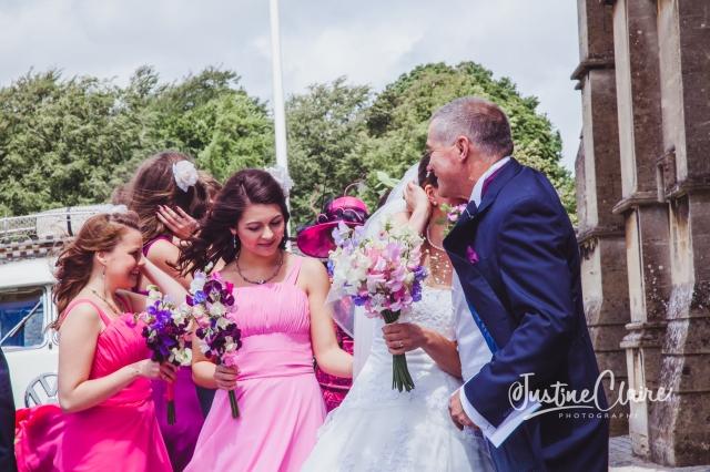 Arundel cathedral Photographers Castle Goring wedding-159