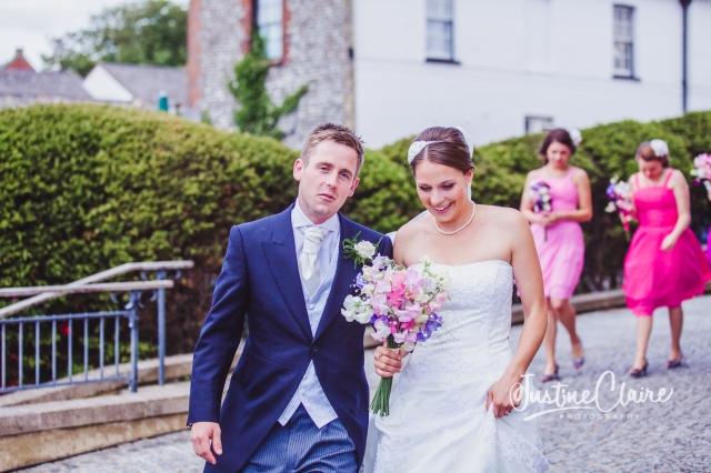 Arundel cathedral Photographers Castle Goring wedding-167
