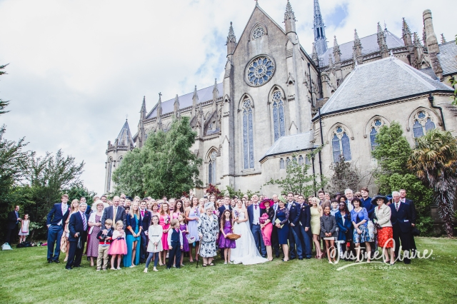 Arundel cathedral Photographers Castle Goring wedding-171