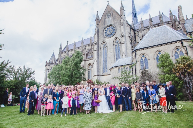 Arundel cathedral Photographers Castle Goring wedding-172