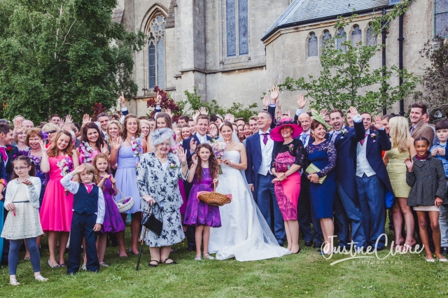 Arundel cathedral Photographers Castle Goring wedding-175