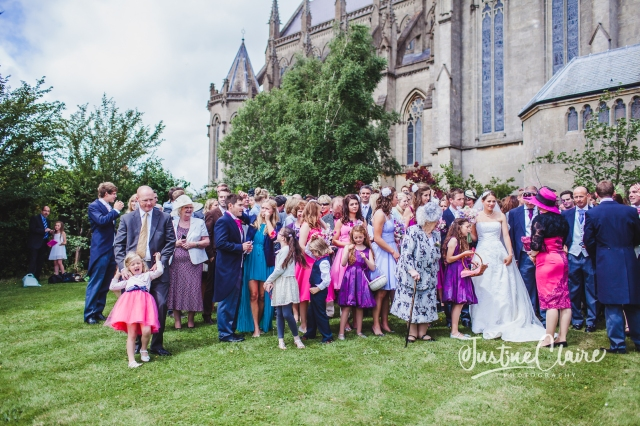 Arundel cathedral Photographers Castle Goring wedding-177