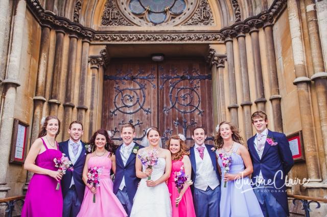 Arundel cathedral Photographers Castle Goring wedding-197