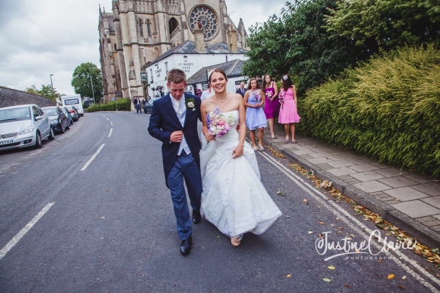 Arundel cathedral Photographers Castle Goring wedding-205