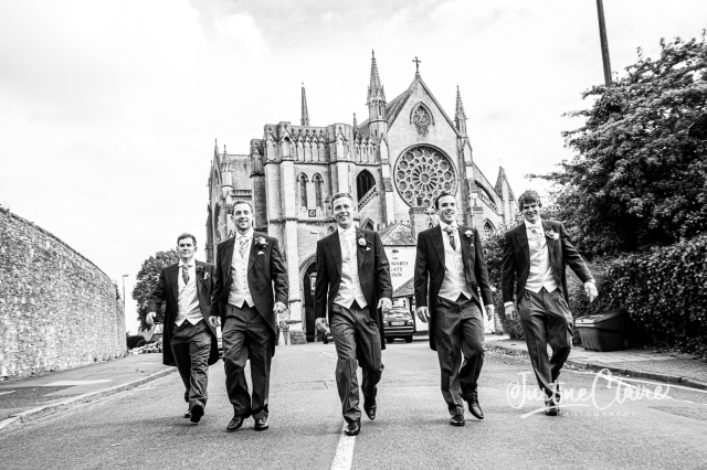 Arundel cathedral Photographers Castle Goring wedding-212