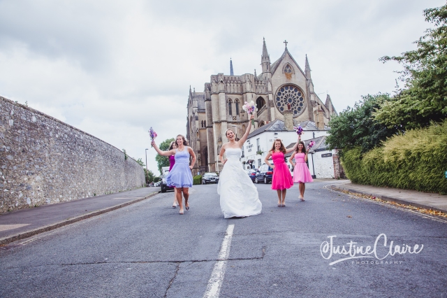 Arundel cathedral Photographers Castle Goring wedding-219