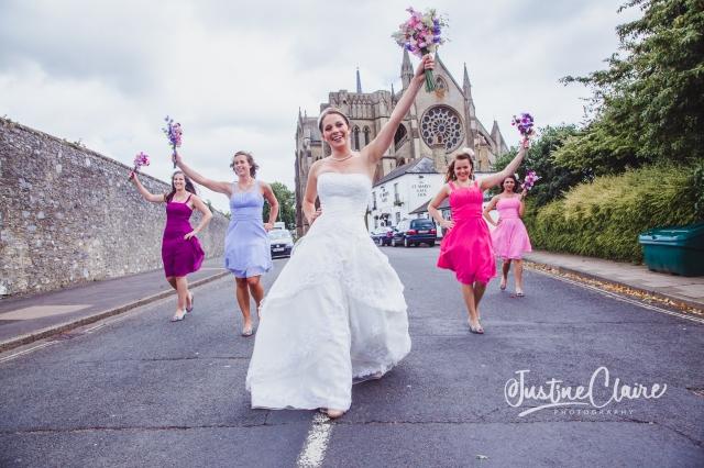 Arundel cathedral Photographers Castle Goring wedding-220
