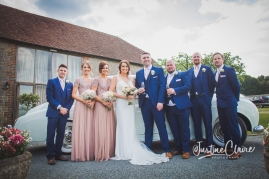 Sussex wedding photographers Angel Like Flowers bartholomew barn-74